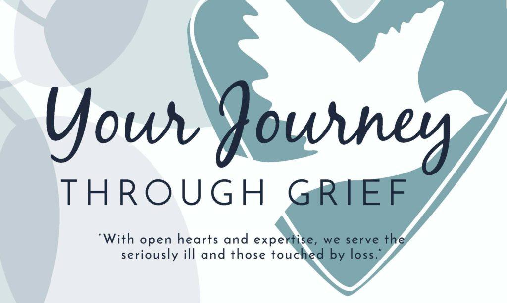 Bereavement Newsletter Cover Logo