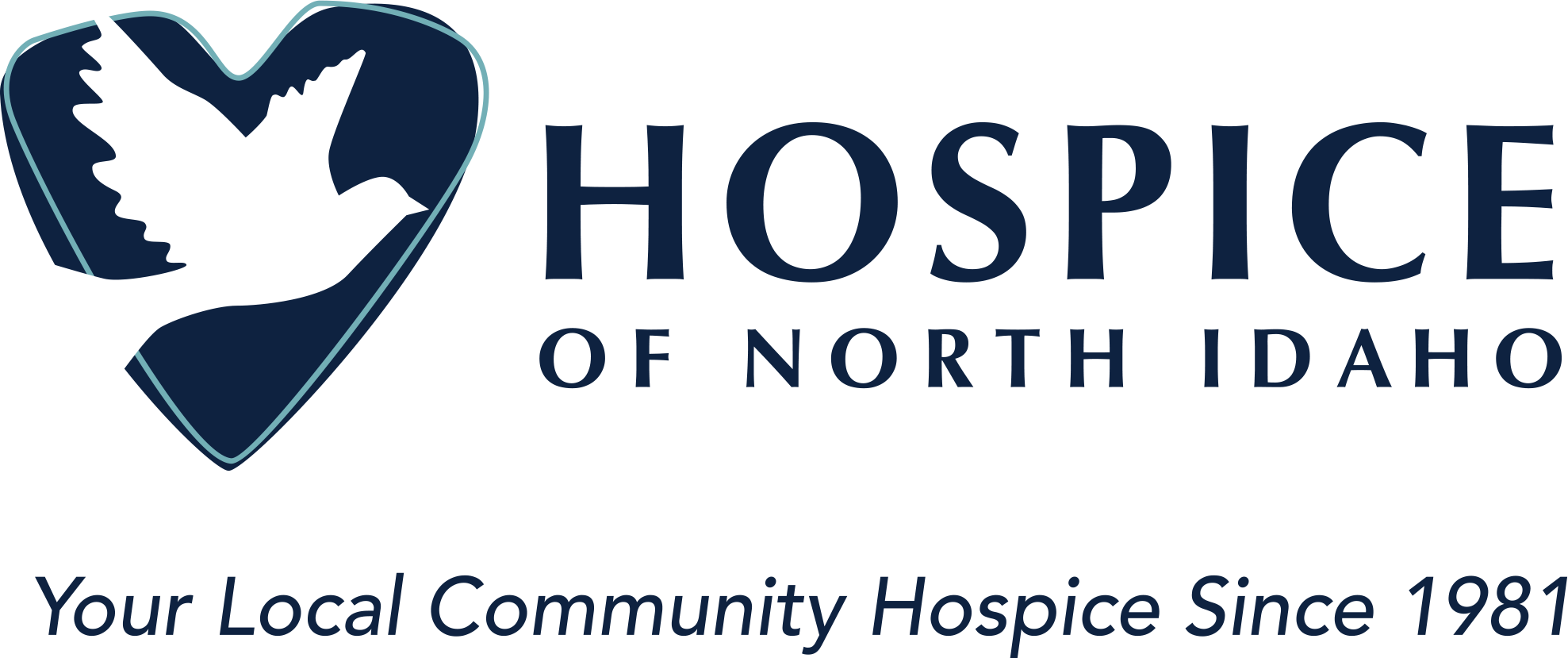 Hospice of North Idaho Retina Logo
