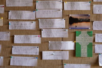 Messages of hope, love, and blessings written by our visitors for their loved ones or for the care they received