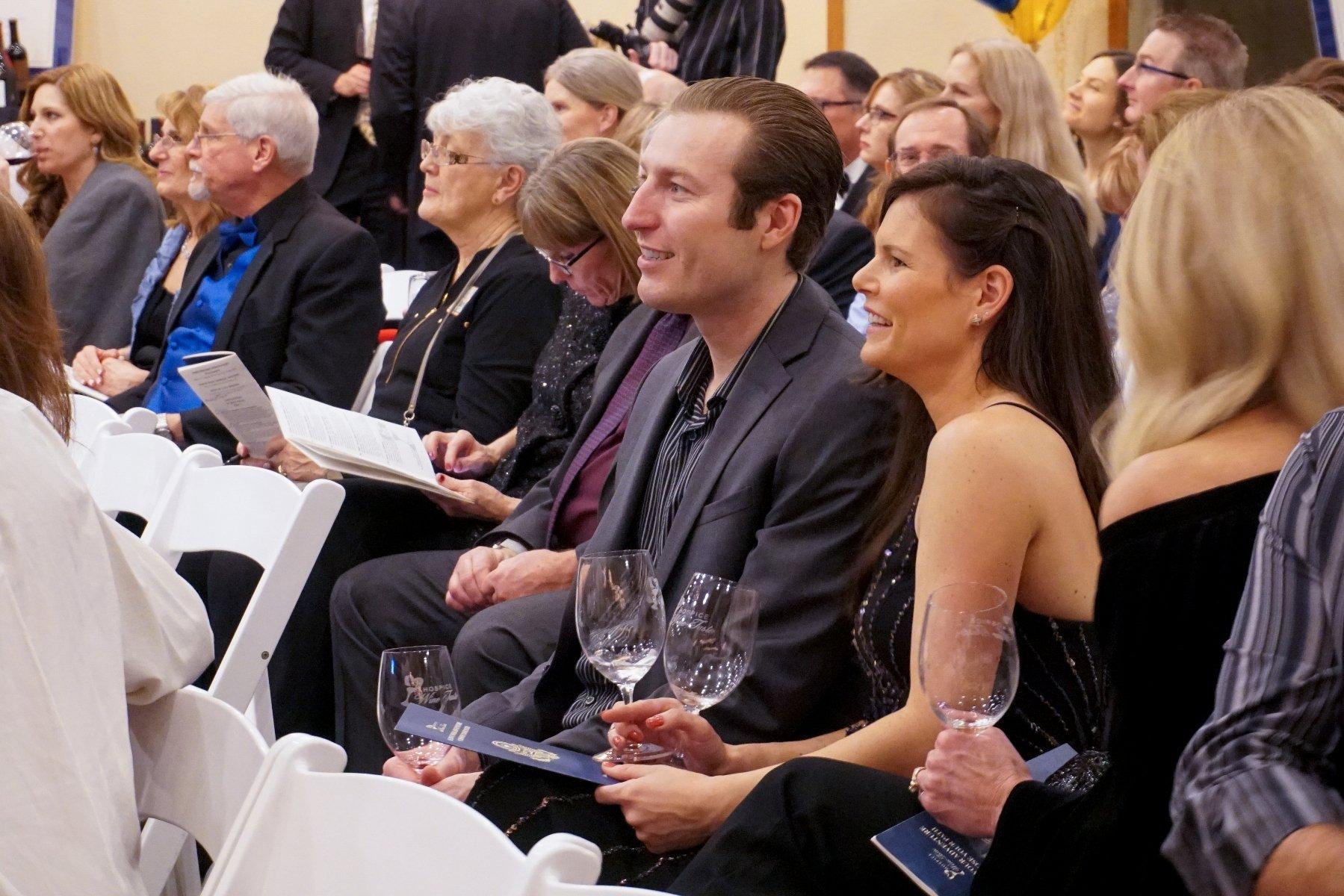 Hospice Wine Taste Black Tie Fundraiser