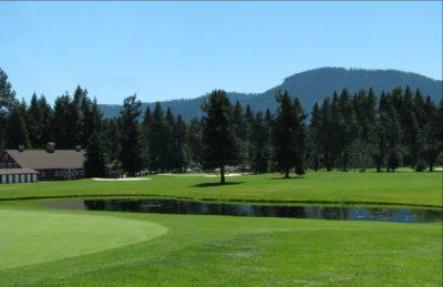 Golf Idaho!