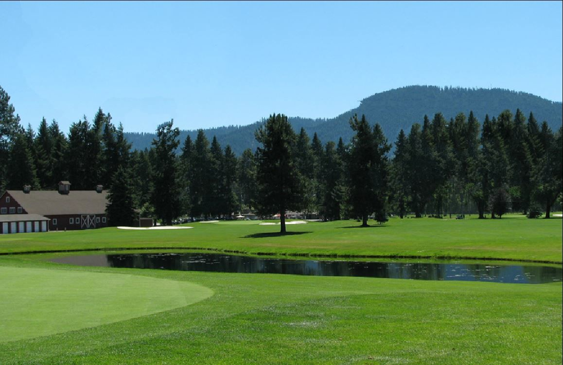 Golf Idaho!