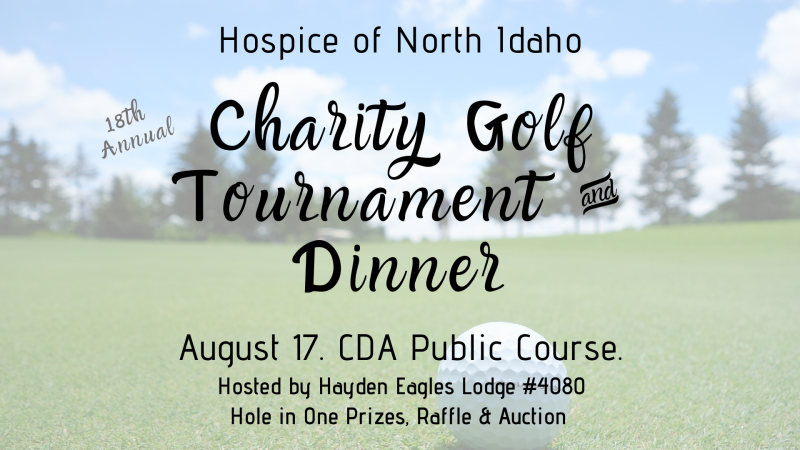 Golf Tournament 8-17
